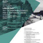 L'Industria al Linux Day 2016: ci vediamo a Partanna e Benevento!